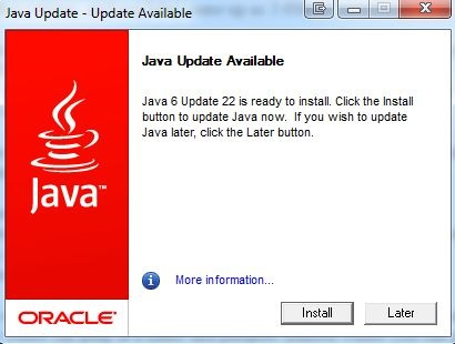 Update_Java
